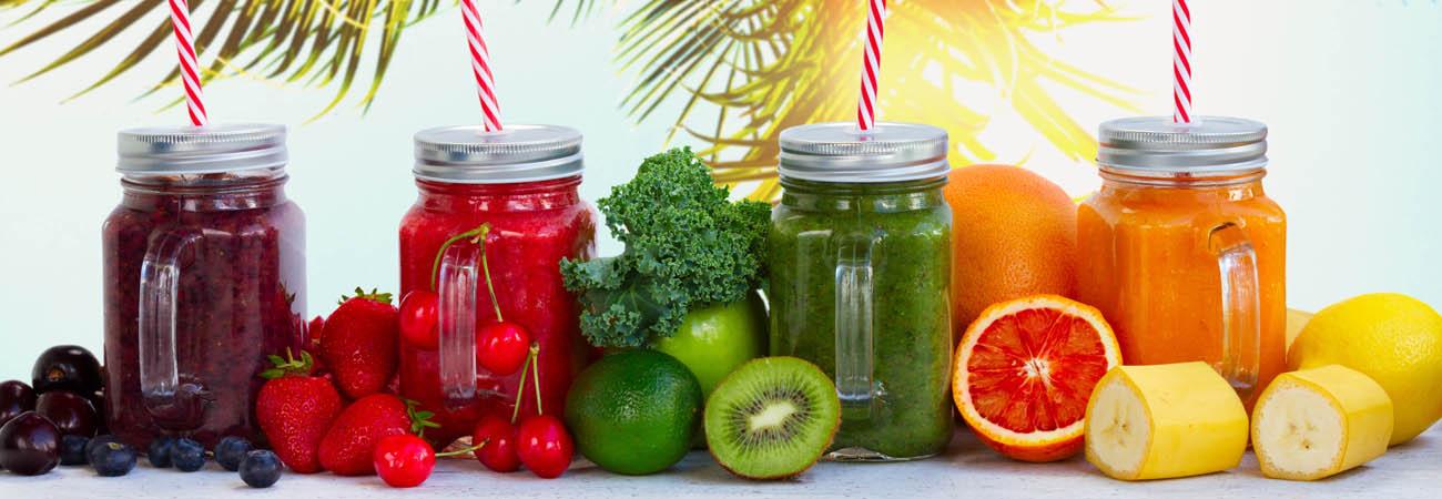 5 שייקים בריאים וקלים להכנה