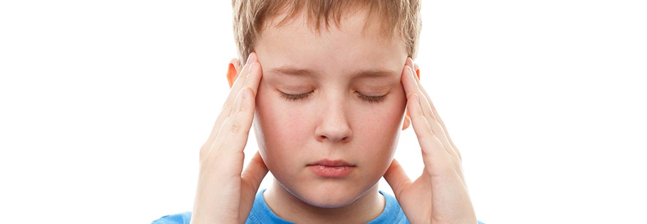 אמא, אבא, כואב לי: איך לטפל ולמנוע כאבי ראש אצל ילדים?