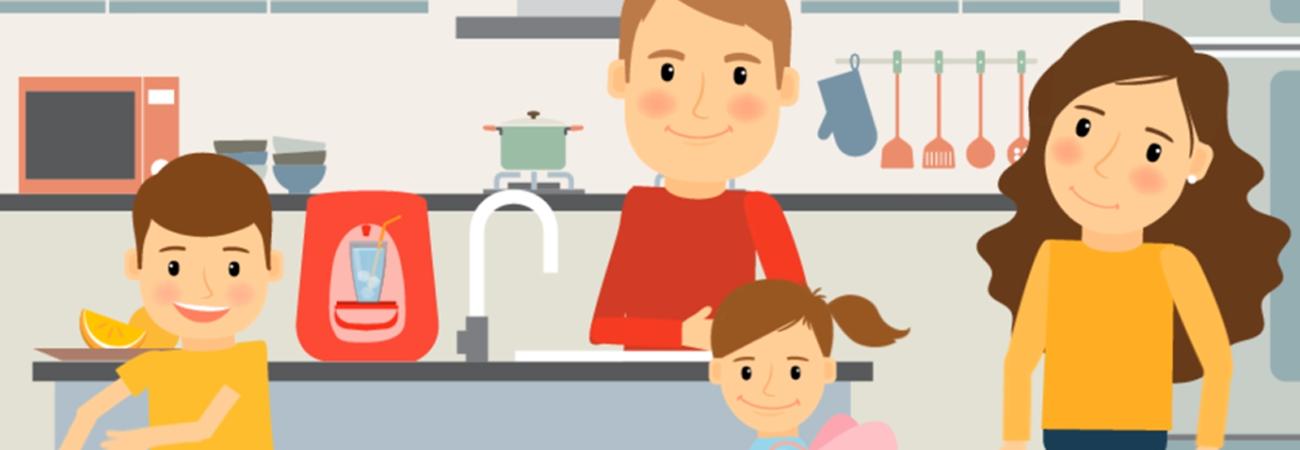 איך משכנעים את הילדים לשתות יותר מים בבית הספר? קבלו 5 טיפים