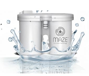 מטהר המים MAZE